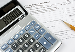 Estate tax planning calculator
